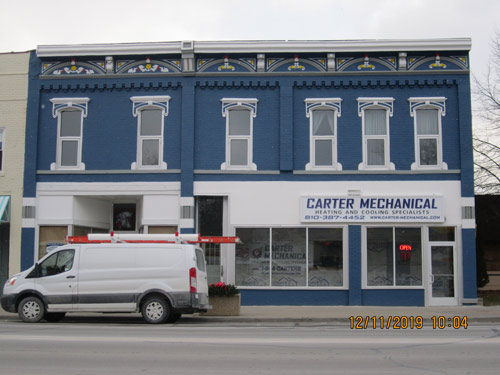 Contact Carter Mechanical